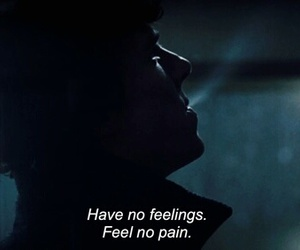 pain, feelings, and quotes image