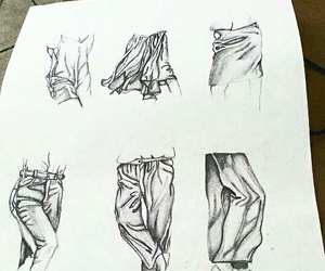art, body, and draw image