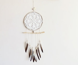 butterfly, dream catcher, and etsy image