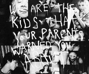 skin, kids, and party image