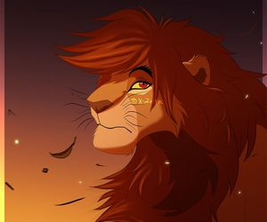 lion and lion king image