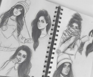 drawing, art, and girly_m image