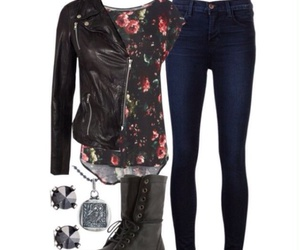 inspired, teen wolf, and outfit image