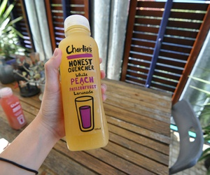 drink, summer, and yummy image