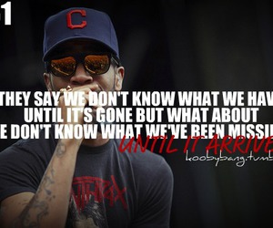 gone, have, and kid cudi image