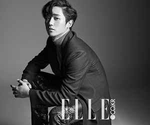 jung hae in and model image