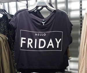 friday, fashion, and black image