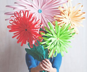 decoration, diy, and flowers image