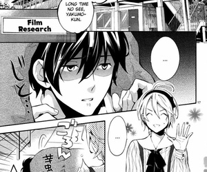 75 Images About Psychic Detective Yakumo On We Heart It See