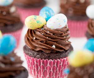 dessert, easter, and food image