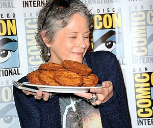 twd and melissa mcbride image