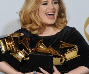 6, Adele, and grammys image