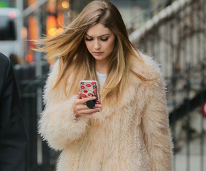 gigi hadid and fashion image