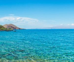 beaches and hawaii image