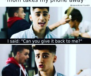 one direction, zayn malik, and best song ever image