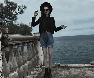 violet ell, fashion, and girl image