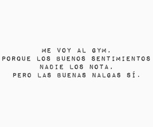 feels, gym, and quotes image