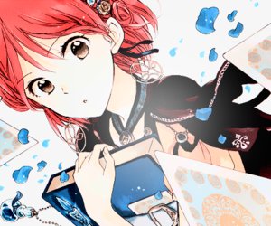 anime, shoujo, and akagami no shirayukihime image