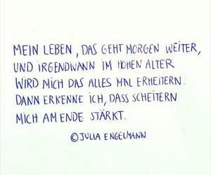 german, zitate, and julia engelmann image