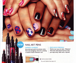 fashion, nail art, and photo image