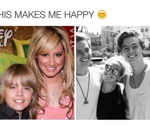 ashley, goals, and dylan sprouse image