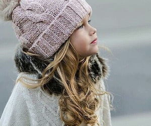 kids, beautiful, and hair image