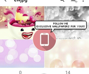 iphone, follow me, and homescreen image