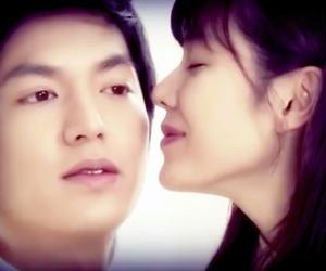 k drama, son ye jin, and lee min ho image