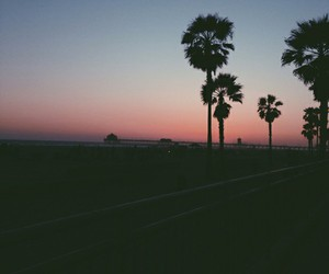 aesthetic, sunset, and tumblr image