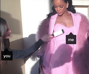 rihanna, me, and you image