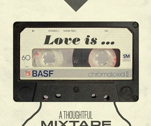 love, music, and mixtape image