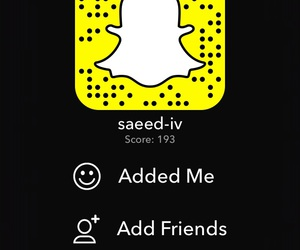 add, app, and snap image