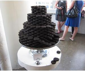 cake, Cookies, and oreo image