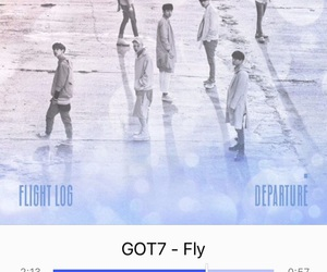 fly, kpop, and marktuan image
