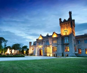 donegal, ireland, and lough eske castle image