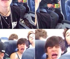 hayes grier, cameron dallas, and carter reynolds image