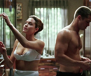 Angelina Jolie, goals, and love image