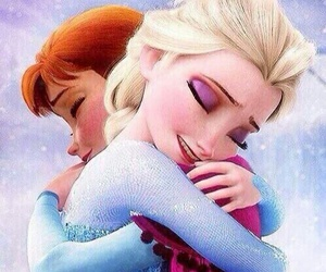 frozen and sisters love image