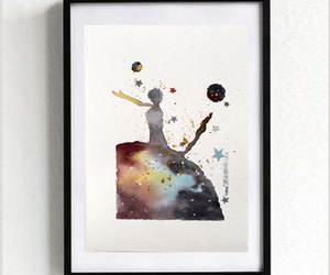 contemporary art, etsy, and illustratio image
