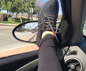 shoes, sneakers, and summer image