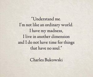 quotes, charles bukowski, and soul image