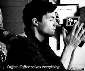 coffee, pretty little liars, and pll image