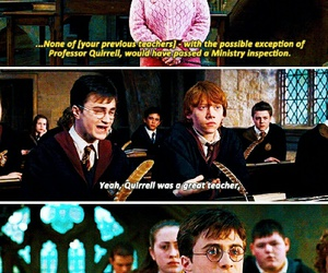 book, harry potter, and umbridge image