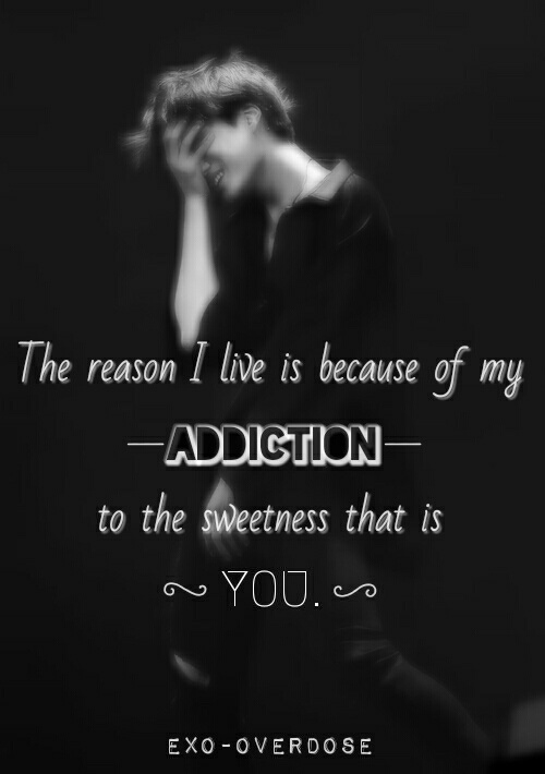 exo quote shared by cea kj on we heart it