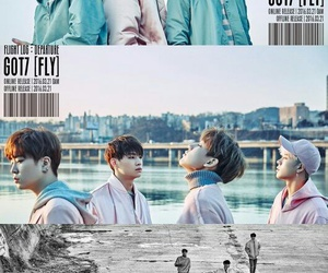 got7, fly, and kpop image