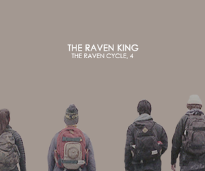 aesthetic, book, and the raven cycle image