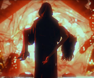 carpenter brut and retro new wave image