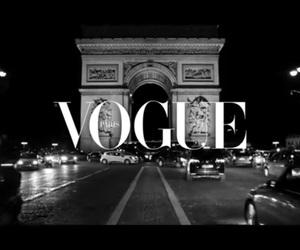 fashion, paris, and vogue image