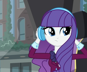 rarity and equestria girls image