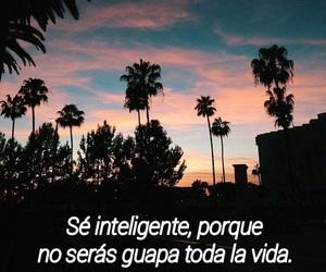 inteligente, guapa, and frases en español image